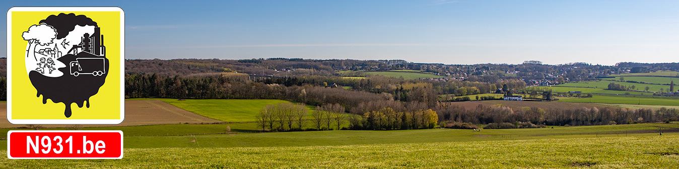 NON au contournement Sud de Namur
